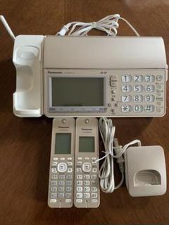 "Thumbnail of ""Panasonic パナソニック KX-PD604N FAX付き電話機 子機付き"""