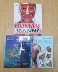 "Thumbnail of ""Medical books x3"""