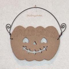 """Thumbnail of """"早割 大きめ ハロウィン 素焼き ハンドメイド インテリア パンプキン かぼちゃ"""""""