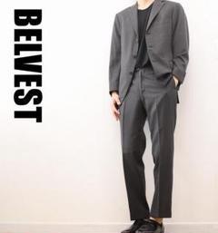 "Thumbnail of ""A6138 Belvest セットアップ スーツ グレー"""