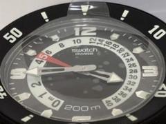 "Thumbnail of ""Sairai様専用 ダイバーウオッチ swatch sugb100 200m"""