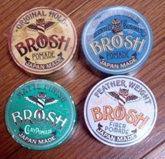 "Thumbnail of ""BROSH POMADE 40g セット"""