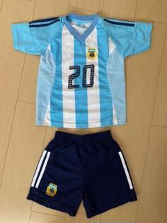 "Thumbnail of ""アルゼンチン サッカーユニフォーム 小さめサイズ"""