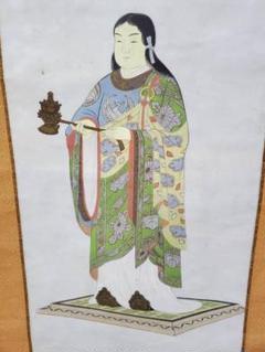 "Thumbnail of ""聖徳太子 掛け軸"""