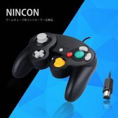 """Thumbnail of """"GCコントローラー ゲームキューブコントローラー ブラック Switch 互換品"""""""