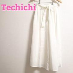"Thumbnail of ""【美品】Techichi スカーチョ/ホワイト/S"""