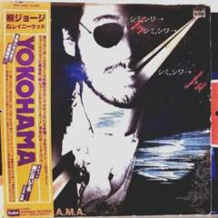 "Thumbnail of ""【検聴合格】ジャケ最悪!柳ジョージ&レイニー・ウッド「YOKOHAMA」【LP】"""