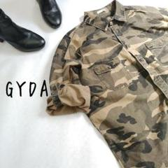 "Thumbnail of ""【GYDA】ミリタリージャケット シャツ"""