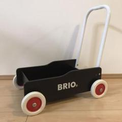 "Thumbnail of ""BRIO ブリオ 手押し車 黒"""