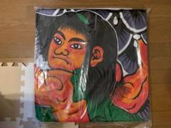 "Thumbnail of ""正鯉 鯉のぼり 黒鯉 金太郎付き 10メートル"""