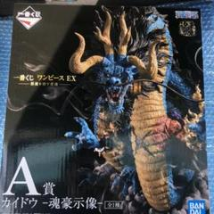 "Thumbnail of ""一番くじ ワンピース EX 悪魔を宿す者達  A賞 カイドウ 魂豪示像"""