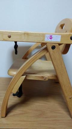 """Thumbnail of """"ベビー椅子[手渡し希望]の椅子です。"""""""