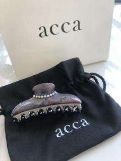 "Thumbnail of ""【acca】ヘアクリップ 美品"""