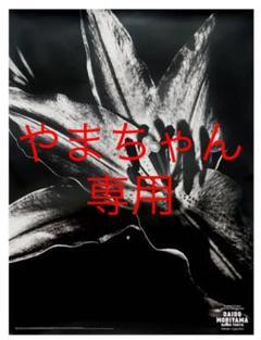 "Thumbnail of ""【希少・署名入り】森山大道 サイン入りアートポスター(Flower)"""