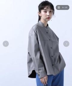"""Thumbnail of """"【HARE】レザーシャツ"""""""