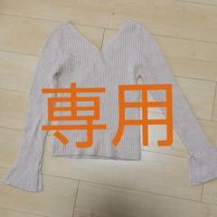 "Thumbnail of ""冬用セーターです"""