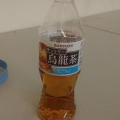 "Thumbnail of ""烏龍茶ペットボトル"""