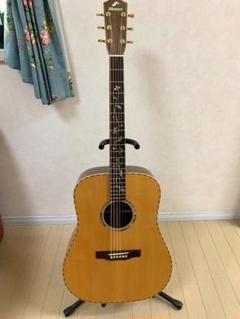 """Thumbnail of """"モーリス M2001 アコギ ギター アコースティックギター 中古美品"""""""