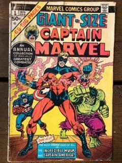 "Thumbnail of ""アメコミ Captain marvel #1 マーベル スパイダーマン MCU"""