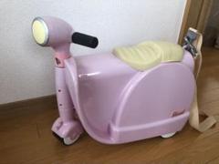 "Thumbnail of ""Skoot  スクート 子供用スーツケース 乗れる ピンク"""
