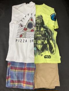"Thumbnail of ""GAP 2Tシャツ&2パンツ"""