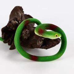 "Thumbnail of ""蛇のゴムのおもちゃ"""