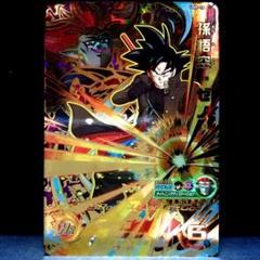 "Thumbnail of ""鍛え抜かれた身体♪ 孫悟空:ゼノ ドラゴンボールヒーローズ UMP-16"""