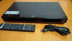 "Thumbnail of ""SHARP AQUOS BD-W500 BDレコーダー シャープ 500GB"""