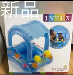"Thumbnail of ""intex  ベビー浮き輪 新品未使用"""