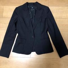 "Thumbnail of ""スーツ ジャケット 黒 ビッキー VICKY 日本製 1サイズ"""