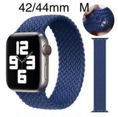 "Thumbnail of ""Apple Watch 交換用バンド 42/44mmM ブルー"""