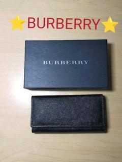 "Thumbnail of ""BURBERRY ノバチェック 4連キーケース"""