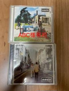 "Thumbnail of ""oasis アルバム2枚セット"""