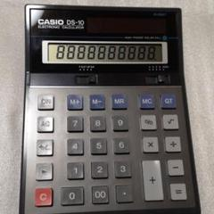 """Thumbnail of """"CASIO DS-10事務電卓中古"""""""