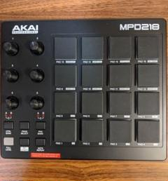 "Thumbnail of ""AKAI MPD218 MIDIコントローラー"""
