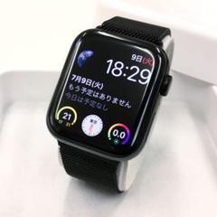 "Thumbnail of ""Apple Watch series5 黒 ステンレス アップルウォッチ"""