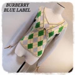 "Thumbnail of ""BURBERRY/バーバリーブルーレーベル☆ アンサンブル/ボレロ《綿100%》"""