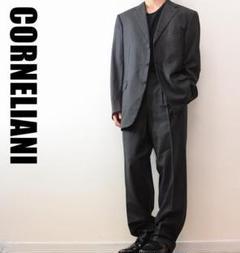 "Thumbnail of ""A5967 CORNELIANI セットアップ スーツ 黒"""