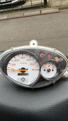 """Thumbnail of """"※今だけ値下げ!!ジョグ ZR SA36J 39J 用スピードメーター!"""""""