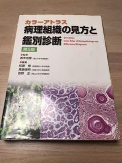 カラーアトラス病理組織の見方と鑑別診断