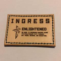 "Thumbnail of ""Ingress ENLパッチ75mm✕50mm"""