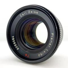 """Thumbnail of """"CONTAX Carl Zeiss  Planar T* 50mm f1.4"""""""