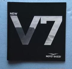 "Thumbnail of ""MOTOGUZZI NEW V7 カタログ"""