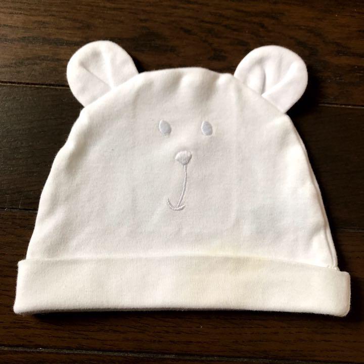 e74fab54481cb メルカリ - ベビー帽子 ベビーギャップ クマ 【ベビーギャップ】 (¥360 ...