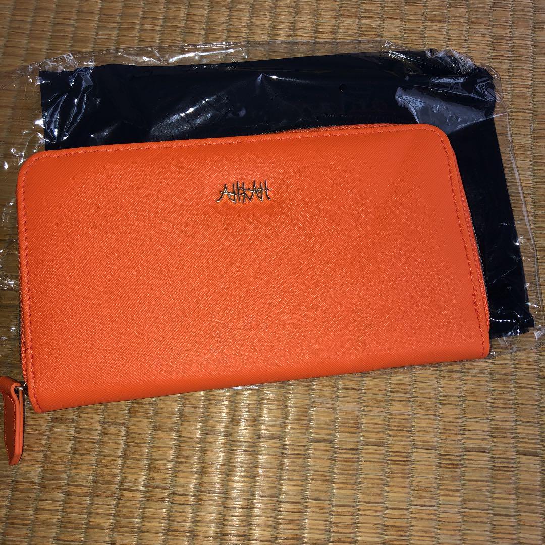 new style 39b44 3e9dc ラプンツェル様 未使用品 付録 開運財布 AHKAH(¥400) - メルカリ スマホでかんたん フリマアプリ
