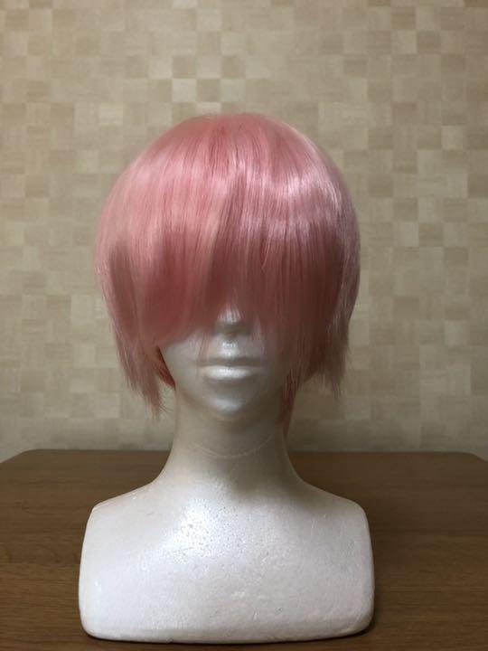 ウィッグ ピンクショート(¥1,000) , メルカリ スマホでかんたん フリマアプリ