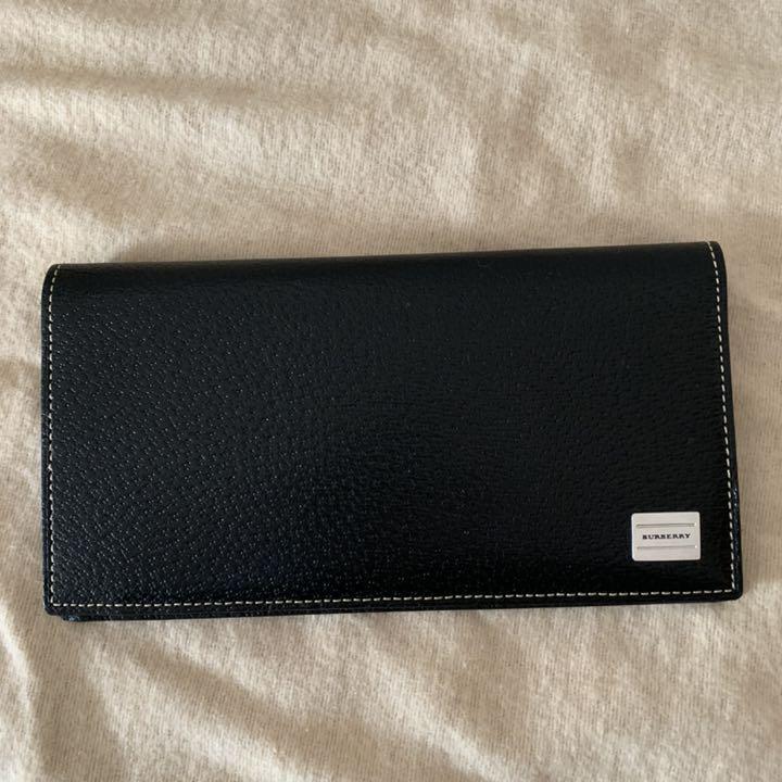 sale retailer 5c285 61225 [未使用] BURBERRY[バーバリー] 二つ折り長財布 メンズ/レディース(¥9,400) - メルカリ スマホでかんたん フリマアプリ