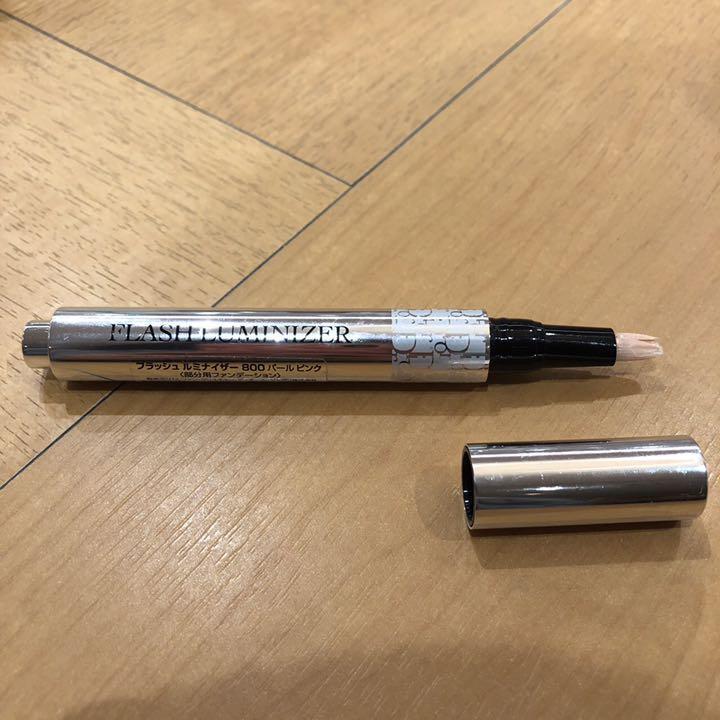 new products 01423 31bb7 ディオール コンシーラー フラッシュルミナイザー 800 パールピンク(¥1,000) - メルカリ スマホでかんたん フリマアプリ