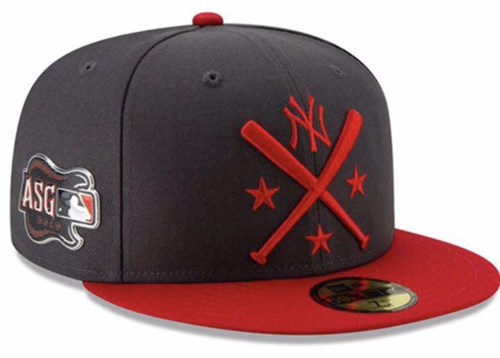 19406f22c78e5 メルカリ - MLB ニューヨークヤンキース オールスター2019 キャップ 60.6 ...