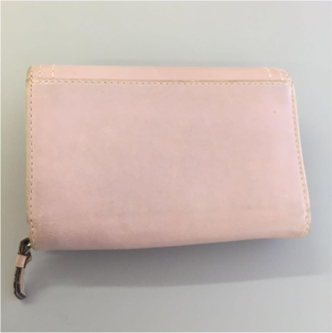 wholesale dealer 3abfa 1b236 コーチ 二つ折り財布 薄ピンク(¥700) - メルカリ スマホでかんたん フリマアプリ